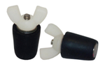 Freeze Plug Number 1 for use with .5 inch Pipe