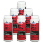 United Chemicals Pool Stain Treat 2 lbs - 6 Pack