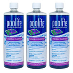 Poolife TurboBlu Water Clarifier 1 qt - 3 Pack