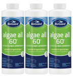 BioGuard Algae All 60 Pool Algaecide 32 oz - 3 Pack