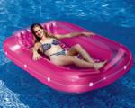 Swimline Floating Suntan Tub for Swimming Pools