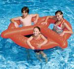 Swimline Giant Size 3 Person Pretzel