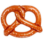 Giant 3 Person Pretzel Pool Float