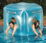 Swimline Ice Cube Float