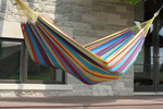 Vivere Brazilian Style Single Hammock - Tropical
