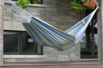 Vivere Brazilian Style Single Hammock - Oasis