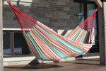 Vivere Brazilian Style Single Hammock - Salsa