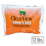ClearView Shimmer-n-Shock Chlorinated Pool Shock 12 lbs