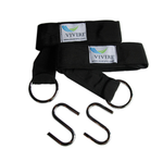 Vivere Eco-Friendly Hammock Tree Straps - 2 Pack