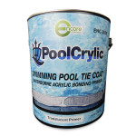 Poolcrylic Waterborne Acrylic Bonding Translucent Primer - 1 Gallon