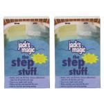 Jack's Magic The Step Stuff 8 oz - 2 Pack