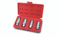 Stud Puller 4pcs Socket Set  1/2 Drive Roller Type