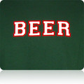 Milwaukee Bucks Beer T Shirt (Hunter White Red)