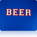 DePaul Blue Demons Beer T Shirt (Royal White Red)