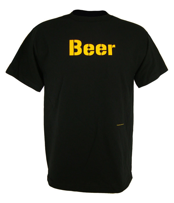 24e4457d5 Pittsburgh Steelers Beer T Shirt (Premium). Loading zoom