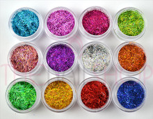 12 Colours Include: Light Blue, Light Pink, Hot Pink, Light Green, Rose Pink, Purple, Silver, Copper, Green, Gold, Red & Dark Blue.