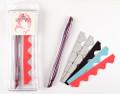 TNS Cylinder File Starter Kit (Includes 25 Abrasives) - Safely Clean Under the Nail!