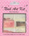 Nail Art Decorative Kit #8 - Subtle Pink