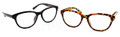 Nail Technician Safety Glasses (Black or Tortoise Shell)