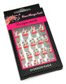 Kids Manicure Party Nail Tips (24PCS, 10 Sizes) - Press On Strawberry Tips