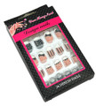 Kids Manicure Party Nail Tips (24PCS, 10 Sizes) - Press On Vintage Tips