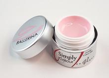 Simply Colour UV/LED Nail Gels - Ballerina. Light Pink