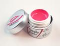 Simply Coloured UV/LED Nail Gel (Hard Gel) 5ml - Hibiscus (Pink)