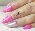 Lac It!™ Advanced Formula Gel Polish Pink Shades - Cerise