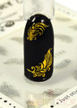 Vintage Style Feather Nail Art Stickers (Available in Gold or Silver)
