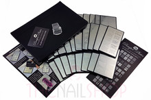 Complete Salon Collection Pamper Plate Stamping Nail Plates (Bulk 30 Plates, 300 designs)