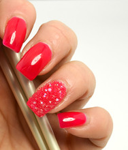 Example of use. NEW Clear Caviar Pixie Crystal Mix (5ml Pot).