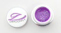 Simply Coloured Glitter UV/LED Nail Gel (Hard Gel) 5ml - Dragonfly (Purple)