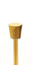 Master Cross-Cut Golden Inverted Tapered Trenching Drill Bit for Nails (Medium). Balance Your French Whites!