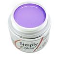 Simply Coloured UV/LED Nail Gel (Hard Gel) Miami Collection 5ml - Purple Haze