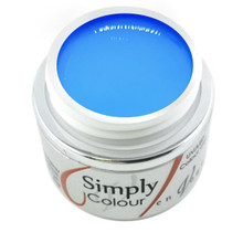 Simply Coloured UV/LED Nail Gel (Hard Gel) Miami Collection 5ml - Ocean Drive