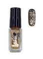 Pamper Polish Nail Stamping Plate Polish Mini 5ml - METALLIC BRONZE