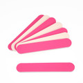 Promotional Pink Mini Nail File 180/240 Grit