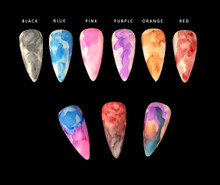 TNS Watercolour Nail Art Inks (6 Colours Available)