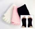 Pedicure Open Toe Socks
