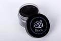 INM Holographic Black Glitter Acrylic Nail Powder (15gm or 42gm)