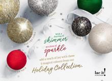 Lac It!™ Advanced Formula Gel Polish 15ml  - Tinsel (Holiday Collection)