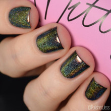 Mitty Super Holo Latin Aurum Nail Pigment Powder (0.5gm)