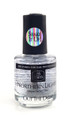 INM Northern Lights Holographic Silver Top Coat 15ml