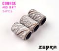 Zebra Course #80 Sanding Bands
