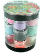 INM Long Ago & Far Away Coloured Acrylic Powder Collection (12 Pots)