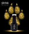 TNS Spar Cat Eye Magnetic Gel Polish (15ml Bottle) - GOLD