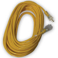 Power Cord 10-3 Yellow Extension - 100ft