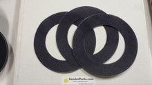 Trio Velcro Rings - thinner rings - P955 - Price for 1 - One ring