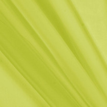 "Neon Yellow 60"" Chiffon"
