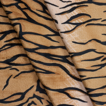 Tiger Cuddle Fake Fur